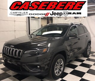 New 2019 Jeep Cherokee LATITUDE PLUS 4X4 Sport Utility for sale near Toledo