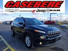 Used 2014 Jeep Cherokee Latitude SUV 1C4PJMCS5EW268580 for sale in Bryan OH