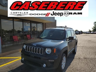 New 2020 Jeep Renegade LATITUDE 4X4 Sport Utility for sale near Toledo