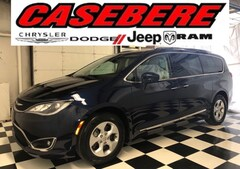 Used 2017 Chrysler Pacifica Touring-L Plus Passenger Van 2C4RC1EG4HR661042 for sale in Bryan OH