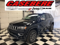 New 2020 Jeep Grand Cherokee LIMITED 4X4 Sport Utility for sale near Fort Wayne