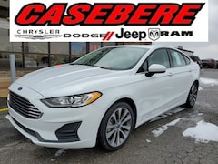 Used 2019 Ford Fusion SE Sedan for sale in Bryan, OH