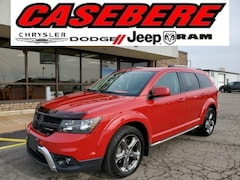 Used 2015 Dodge Journey Crossroad SUV for sale in Bryan, OH