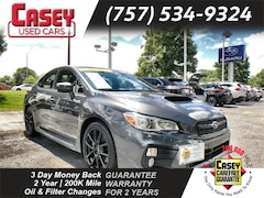 Used 2020 Subaru WRX Premium Sedan JF1VA1C65L9802235 in Newport News, VA