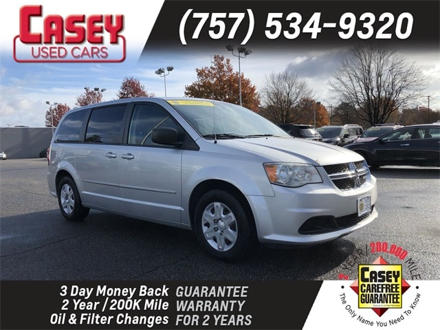 2011 Dodge Grand Caravan Express Minivan/Van