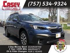 Used 2020 Subaru Outback Premium SUV 4S4BTACC9L3130854 in Newport News, VA