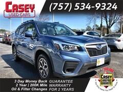Used 2019 Subaru Forester Premium SUV JF2SKAGC5KH594020 in Newport News, VA