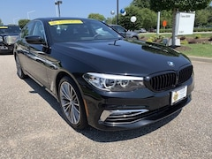 2018 BMW 530e iPerformance Sedan in [Company City]