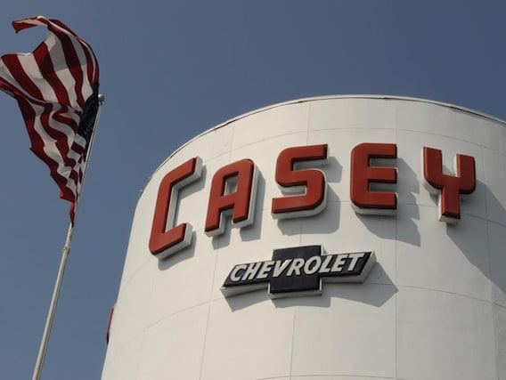 Why Buy From Casey Casey Chevrolet