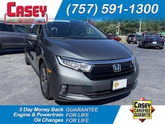 2021 Honda Odyssey EX Van HM6012