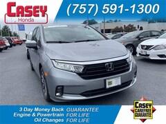 2021 Honda Odyssey EX-L Van HM6000