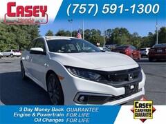 2020 Honda Civic EX Sedan HL2246