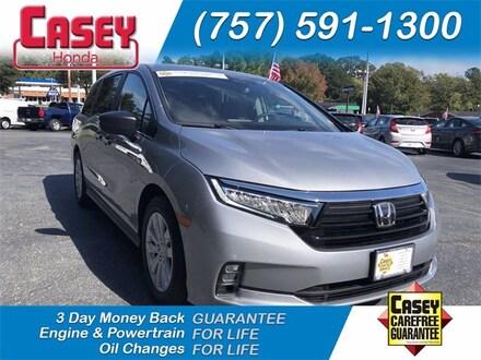 2021 Honda Odyssey LX Van HM6028