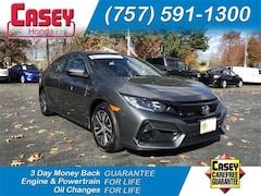 2020 Honda Civic LX Hatchback HL2025