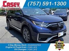 2020 Honda CR-V Touring AWD SUV HZ139691