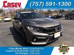 2020 Honda Civic EX Hatchback HL2107