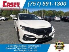 2020 Honda Civic EX-L Hatchback HL2135