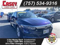 2018 Honda Accord LX Sedan HL32271