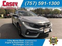 2020 Honda Civic EX Hatchback HL2152