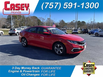 2021 Honda Civic LX Sedan HM2072