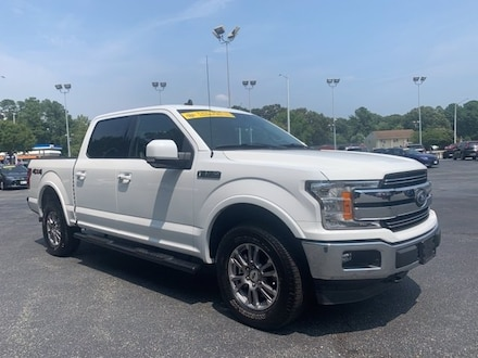 2019 Ford F-150 Truck SuperCrew Cab HM71601
