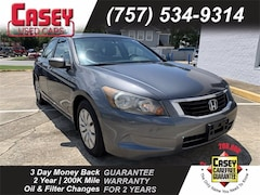 2010 Honda Accord 2.4 LX Sedan KU90967