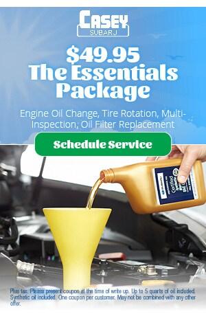 $49.95 Essentials Package
