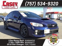 Used 2018 Subaru WRX Sedan JF1VA1C67J9823228 in Newport News, VA