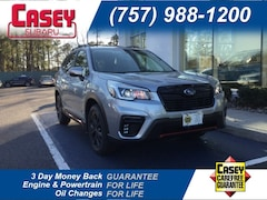 New 2019 Subaru Forester Sport SUV IK1440 in Newport News, VA
