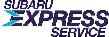 SUBARU EXPRESS SERVICE