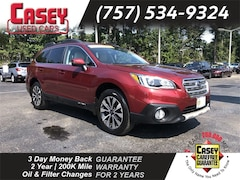 Used 2017 Subaru Outback 2.5i Limited with SUV 4S4BSANC5H3282637 in Newport News, VA