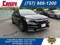 New 2020 Subaru Legacy Base Model Sedan in Newport News, VA