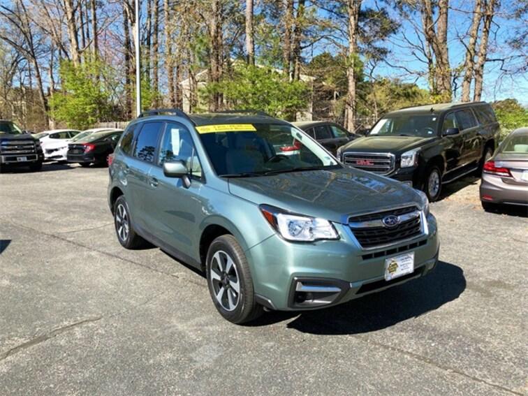 Used 2017 Subaru Forester 2.5i Premium SUV Norfolk Area