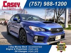 New 2020 Subaru WRX Premium Sedan in Newport News, VA