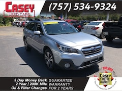 Certified Pre-Owned 2018 Subaru Outback 2.5i Limited SUV IL17051 in Newport News, VA
