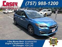 New 2019 Subaru Impreza 2.0i Limited 5-door IK1085 in Newport News, VA