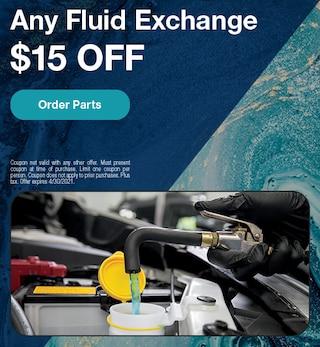 Any Fluid Exchange