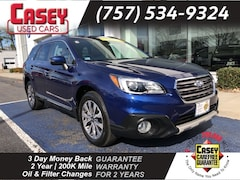 Certified Pre-Owned 2017 Subaru Outback 3.6R Touring with Starlink SUV IU3332 in Newport News, VA