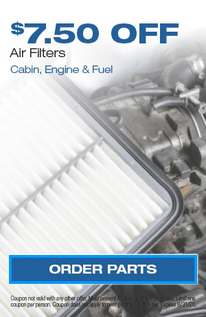 $7.50 Off Air Filters