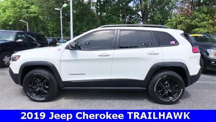 2019 Jeep Cherokee Trailhawk 4x4 SUV