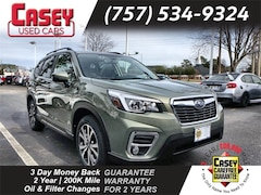 Certified Pre-Owned 2020 Subaru Forester Limited SUV IU3540 in Newport News, VA