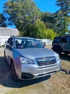 Certified Pre-Owned 2017 Subaru Forester 2.5i SUV IU90957 in Newport News, VA