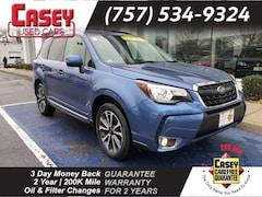 Certified Pre-Owned 2017 Subaru Forester 2.0XT Touring SUV IU3328 in Newport News, VA