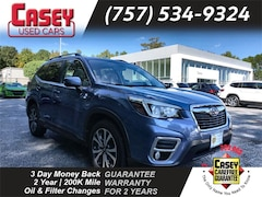 Certified Pre-Owned 2020 Subaru Forester Limited SUV IU3532 in Newport News, VA