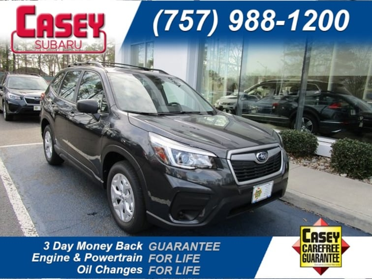 New 2019 Subaru Forester Standard SUV Norfolk Area