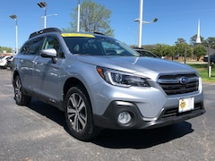 Used 2018 Subaru Outback 2.5i Limited SUV 4S4BSANC1J3322010 in Newport News, VA