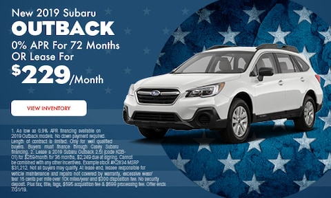 July | 2019 Outback