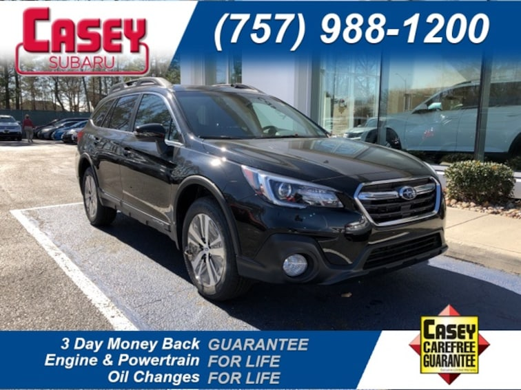 New 2019 Subaru Outback 3.6R Limited SUV Norfolk Area