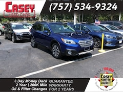 Certified Pre-Owned 2016 Subaru Outback 3.6R Limited SUV IK28641 in Newport News, VA