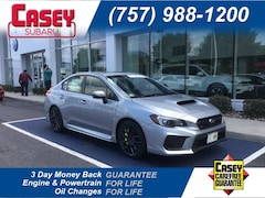 New 2018 Subaru WRX STI Limited with Lip Sedan IJ1087 in Newport News, VA